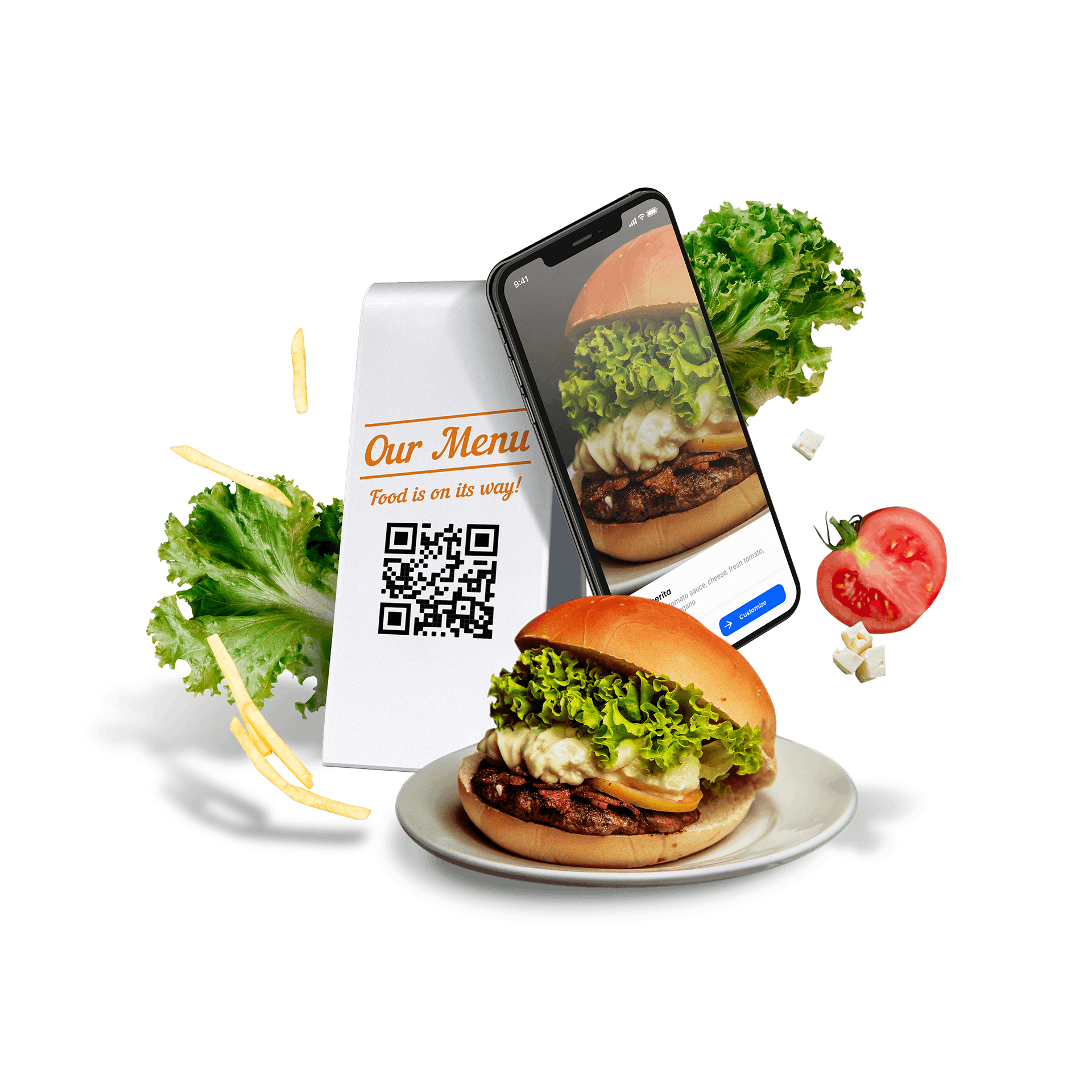 Table Ordering Image